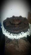 Double Fundge Cake